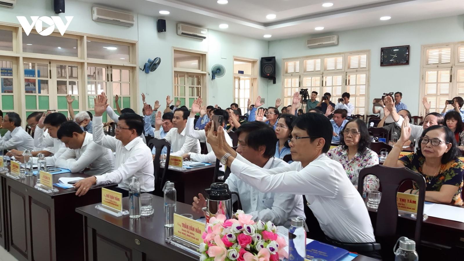 Đà Nẵng: 19 người xin rút, không ứng cử ĐBQH và HĐND thành phố