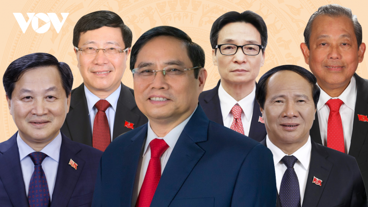 New Cabinet lineup unveiled