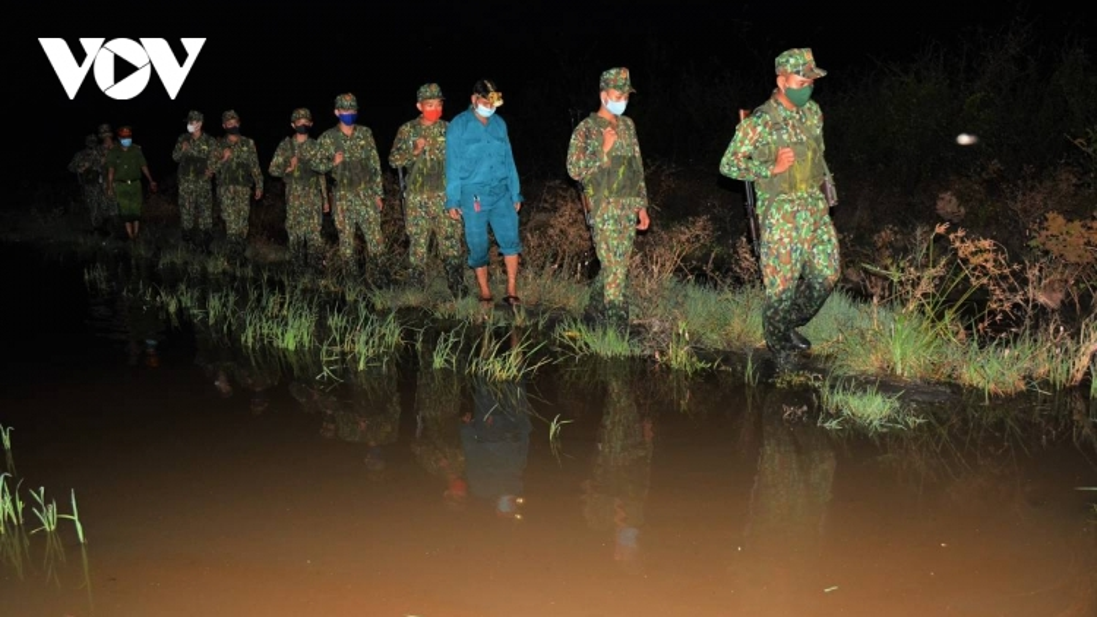 Troops deployed to southwestern border amid rising coronavirus threats