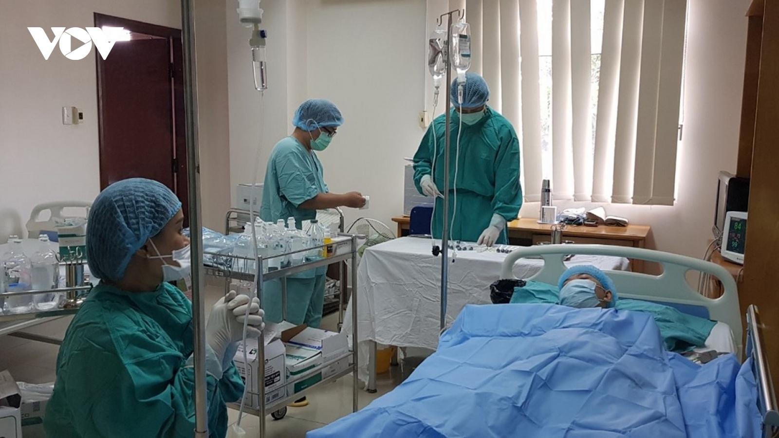 Ghép tế bào gốc điều trị ung thư thành công đầu tiên tại miền Trung