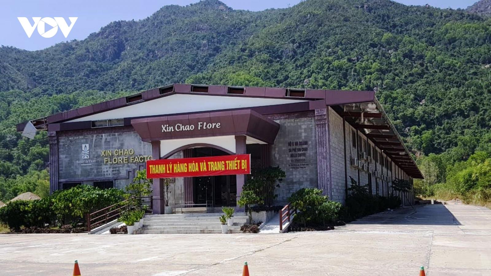 Khánh Hòa cưỡng chế các công trình xây dựng sai phép
