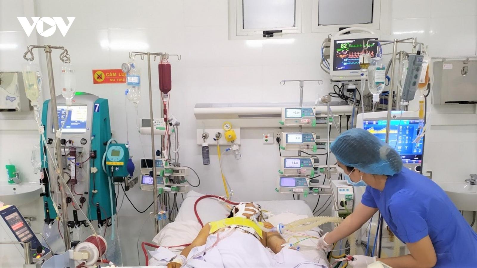 Cấp cứu thành công bệnh nhân nhồi máu cơ tim cấp gây biến chứng hở van hai lá
