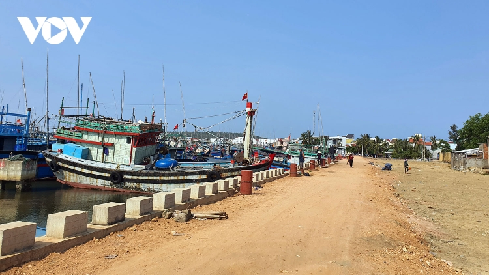 Tăng năng lực khai thác thủy sản: Nâng cấp cảng cá là nhu cầu cấp thiết