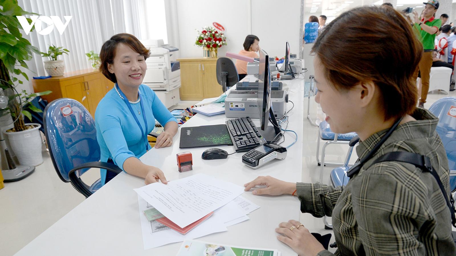 Quảng Ninh đầu bảng Chỉ số Hiệu quả quản trị và hành chính công cấp tỉnh PAPI 2020