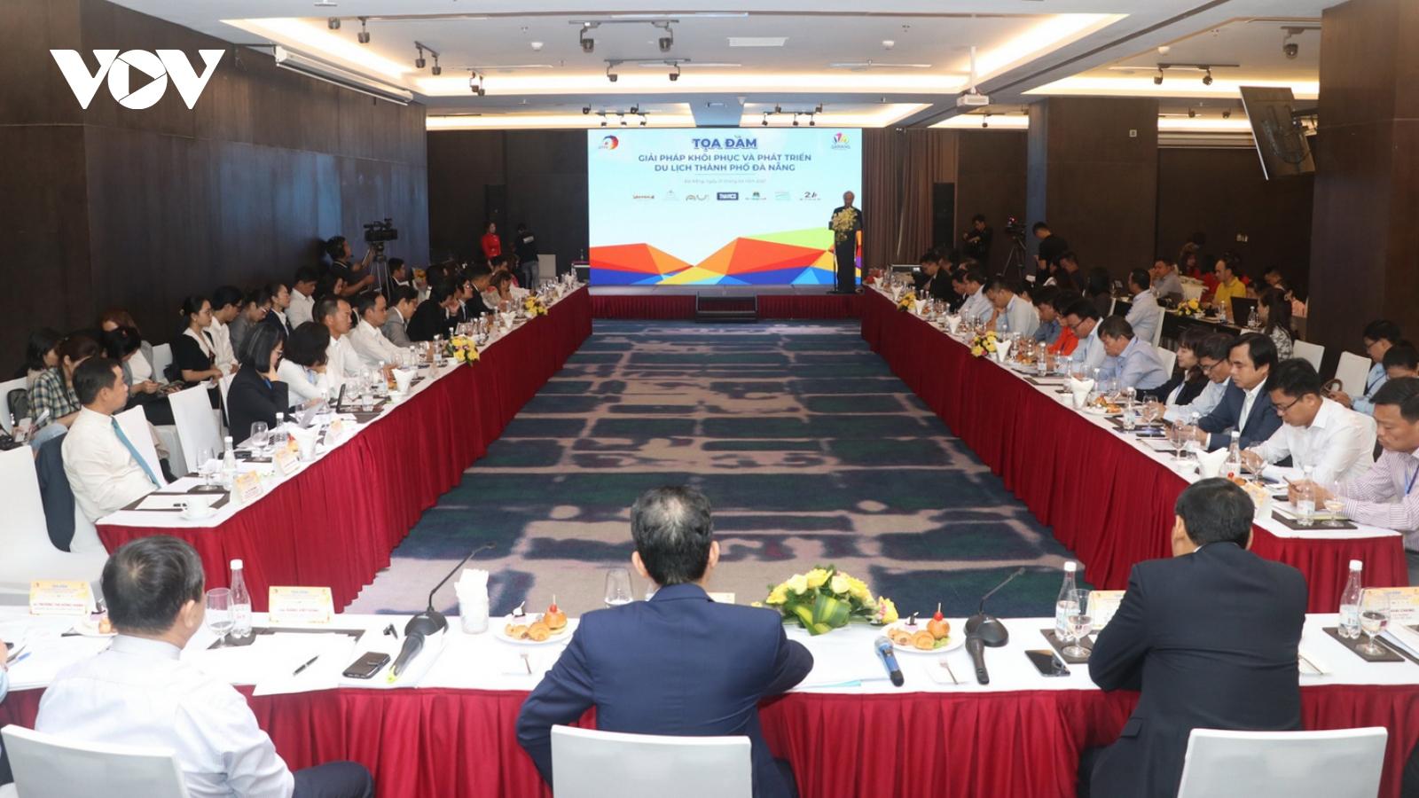 Đà Nẵng đề xuất hỗ trợ doanh nghiệp du lịch tìm hướng đi mới