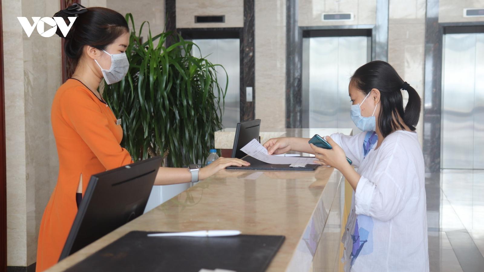 Đà Nẵng tăng cường công tác phòng dịch COVID-19 dịp lễ