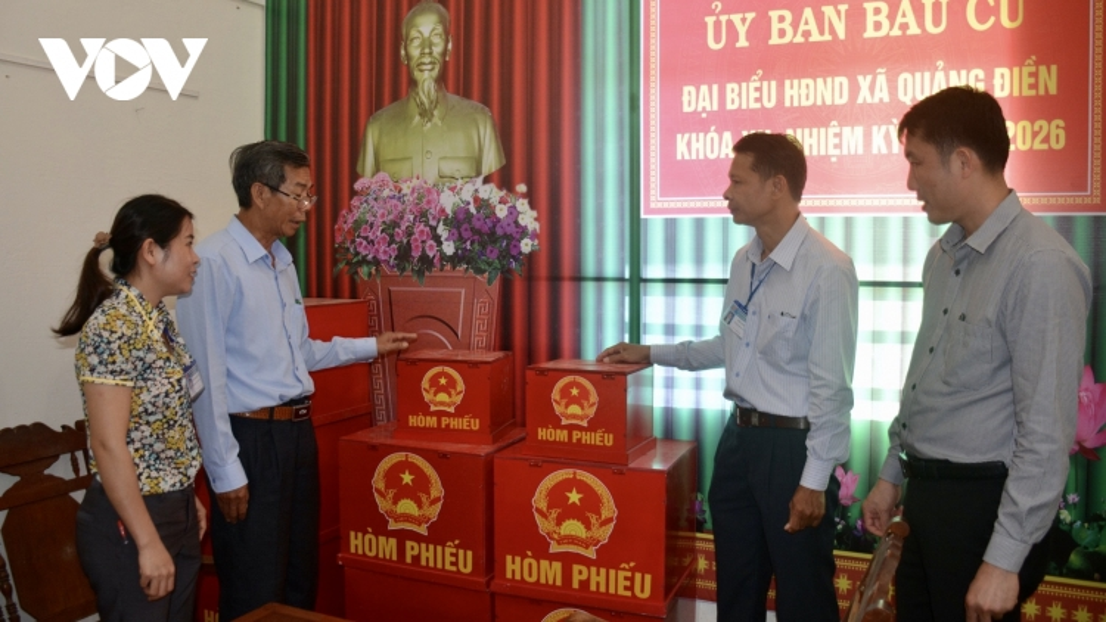 Đắk Lắk tăng cường giám sát, kiểm tra công tác bầu cử