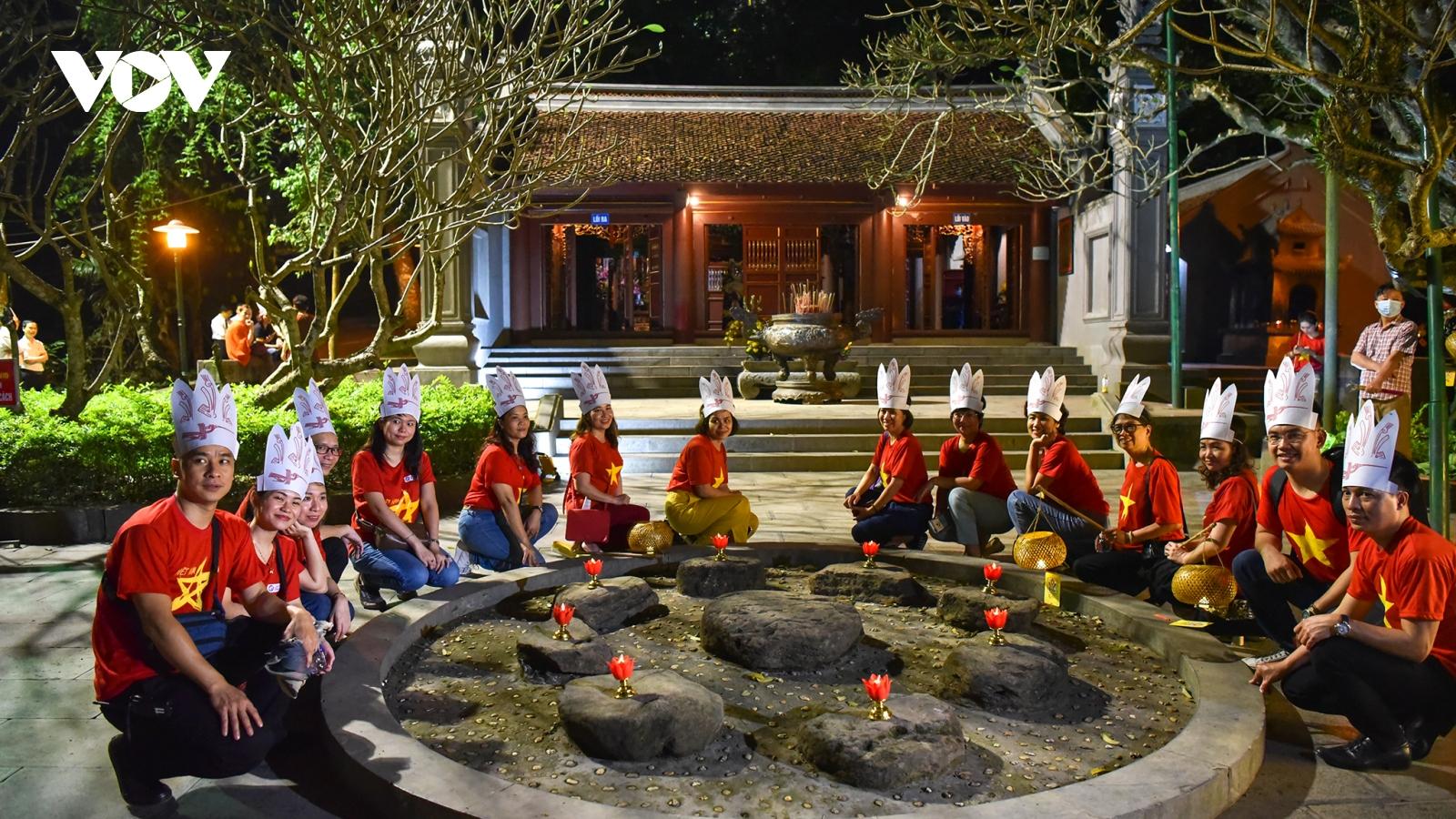 Đa dạng trải nghiệm cho du khách tại Phú Thọ, dịp Giỗ tổ Hùng Vương