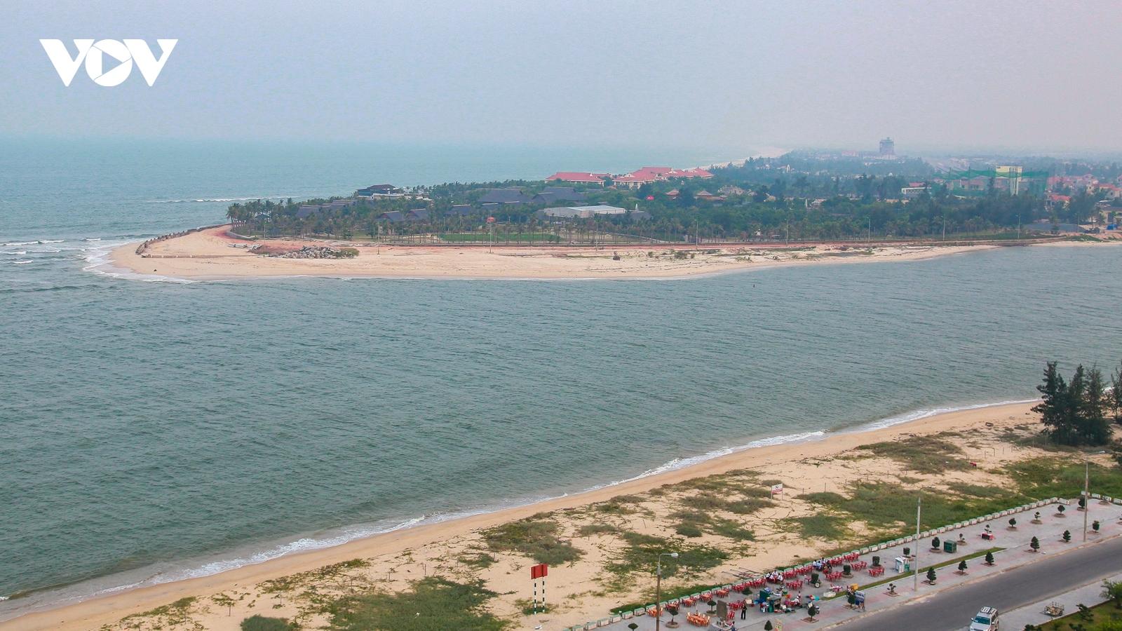 Phố đi bộ tạo điểm nhấn du lịch về đêm tại Đồng Hới, Quảng Bình