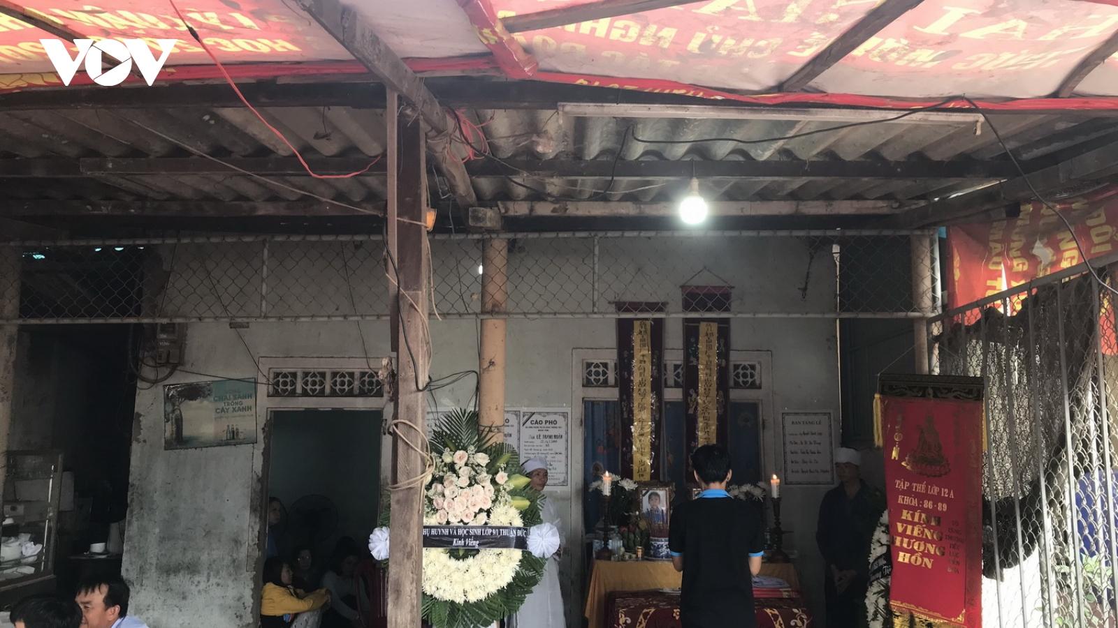 Hai chị em sinh đôi tử vong thương tâm do đuối nước ở Quảng Bình