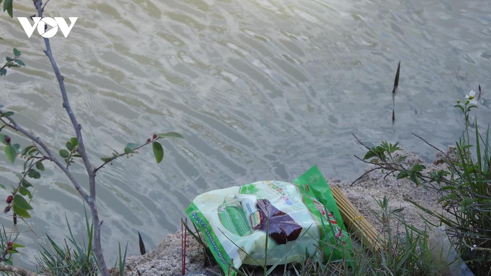 2 trẻ em chết đuối tại Kon Tum