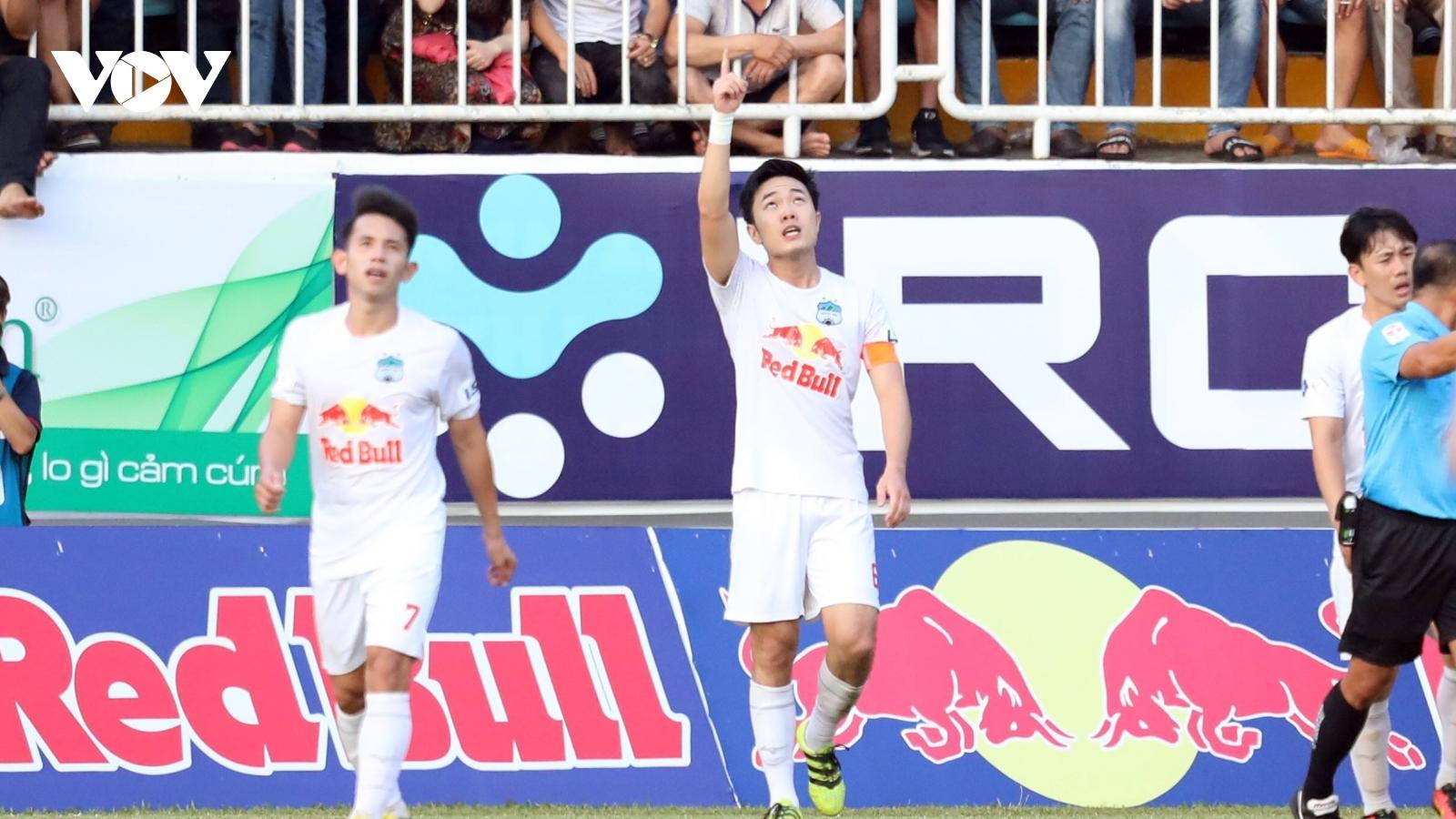 Dư âm HAGL 1-0 Hà Nội FC: Xuân Trường bật khóc và tiếng gầm vang của Hổ Bi-Rai