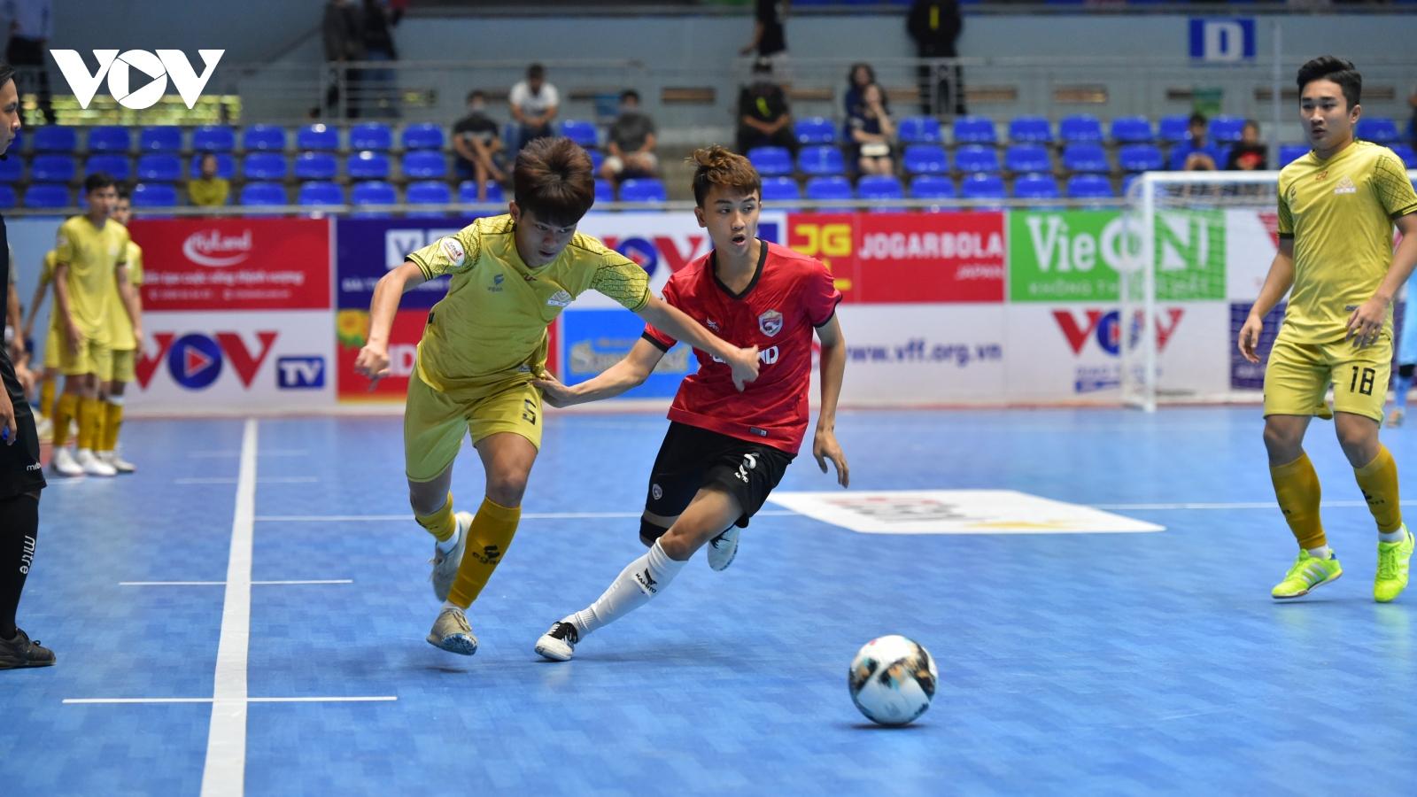 Lịch thi đấu Giải Futsal HDBank VĐQG 2021 hôm nay 29/4