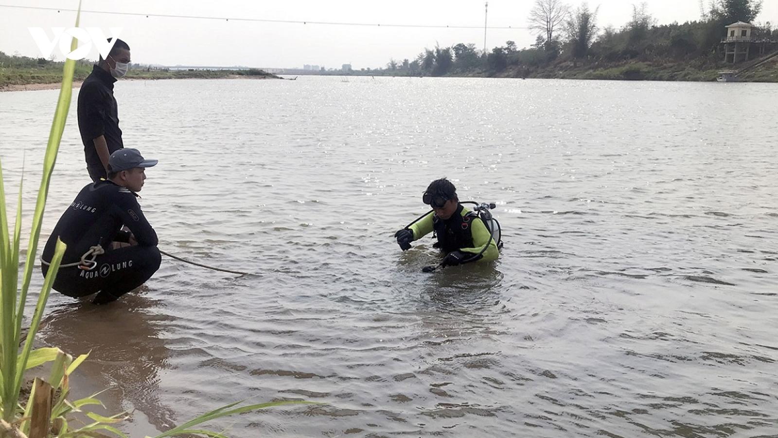 Rủ nhau đi tắm sông Đăk Bla một người đuối nước tử vong