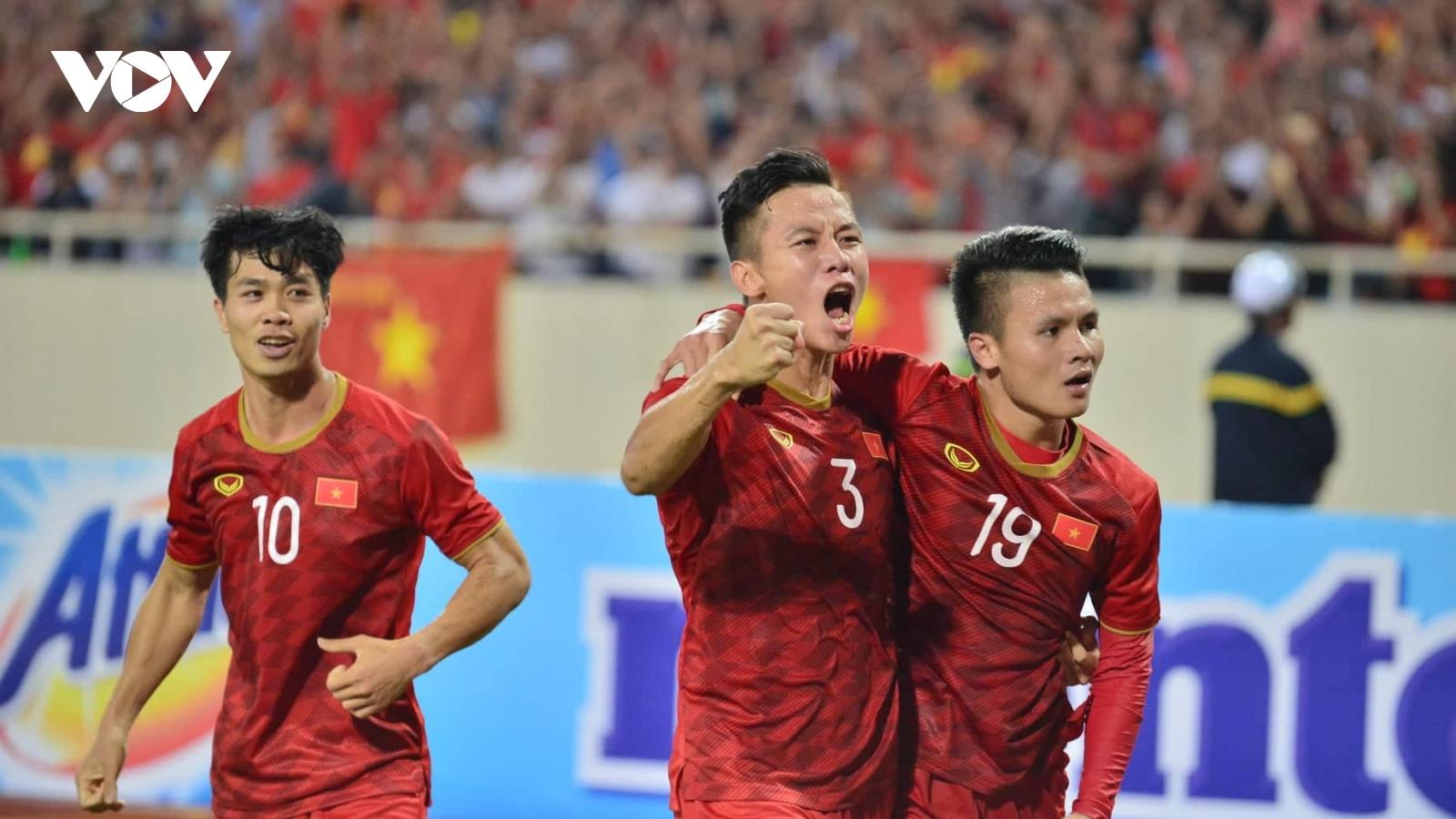 ĐT Việt Nam có thể thi đấu vòng loại World Cup 2022 trên sân có khán giả
