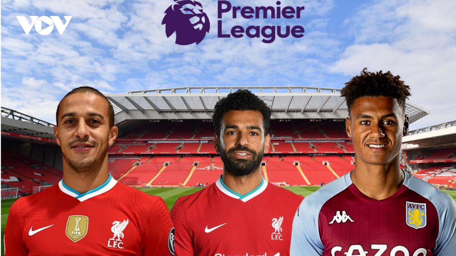 Dự đoán kết quả, đội hình xuất phát trận Liverpool - Aston Villa