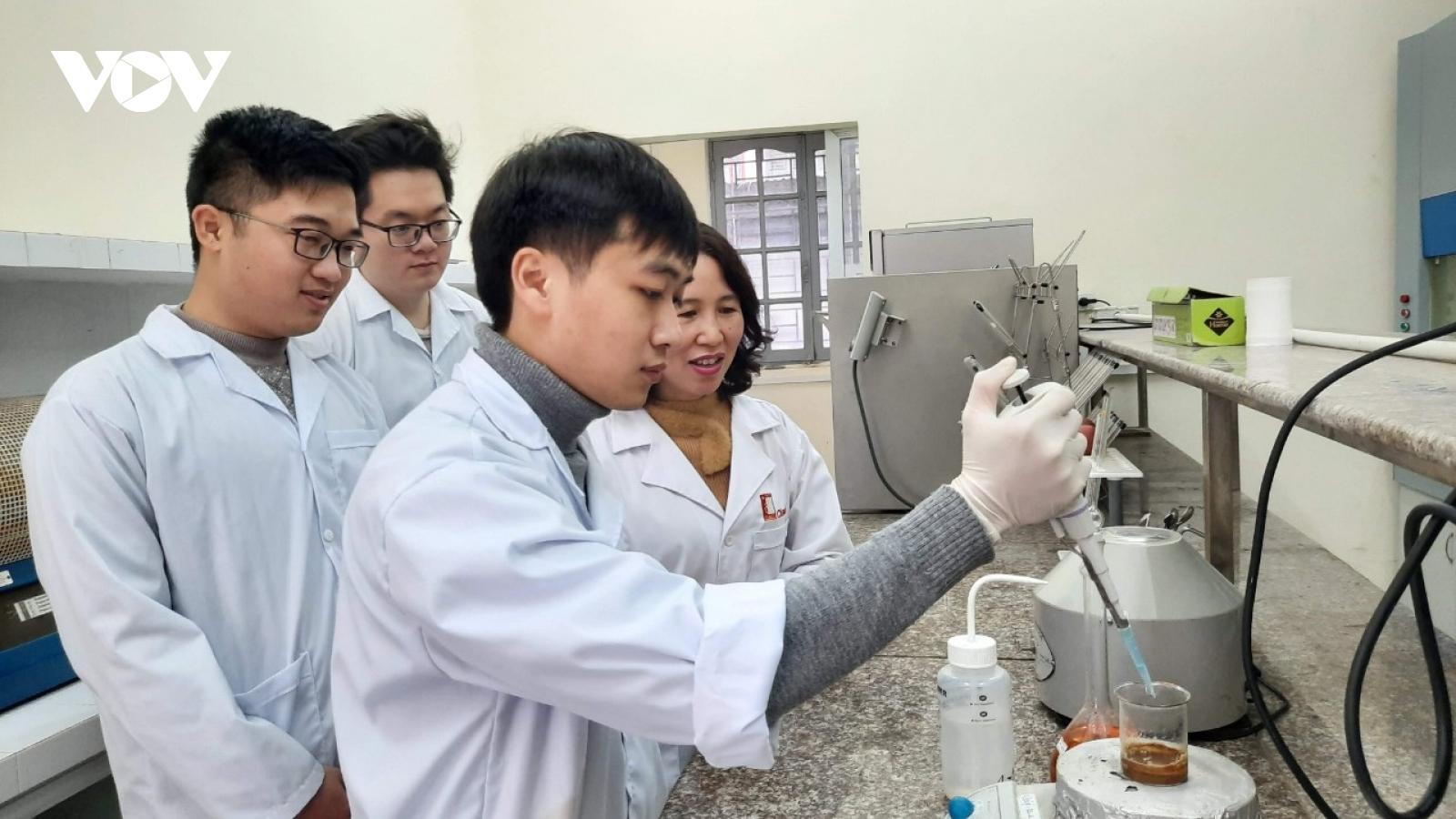 Sinh viên sẽ được hỗ trợ kinh phí khi nghiên cứu khoa học?