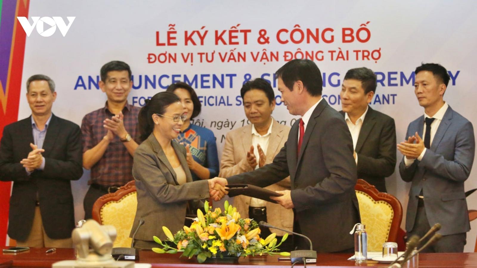 Vietcontent officially sponsors SEA Games 31, ASEAN Para Games 11