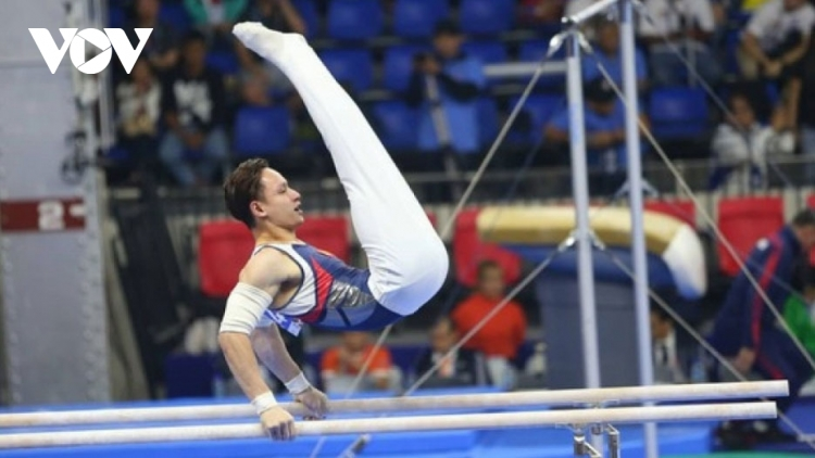 Gymnast Phuong Thanh wins ticket to 2021 Tokyo Olympics
