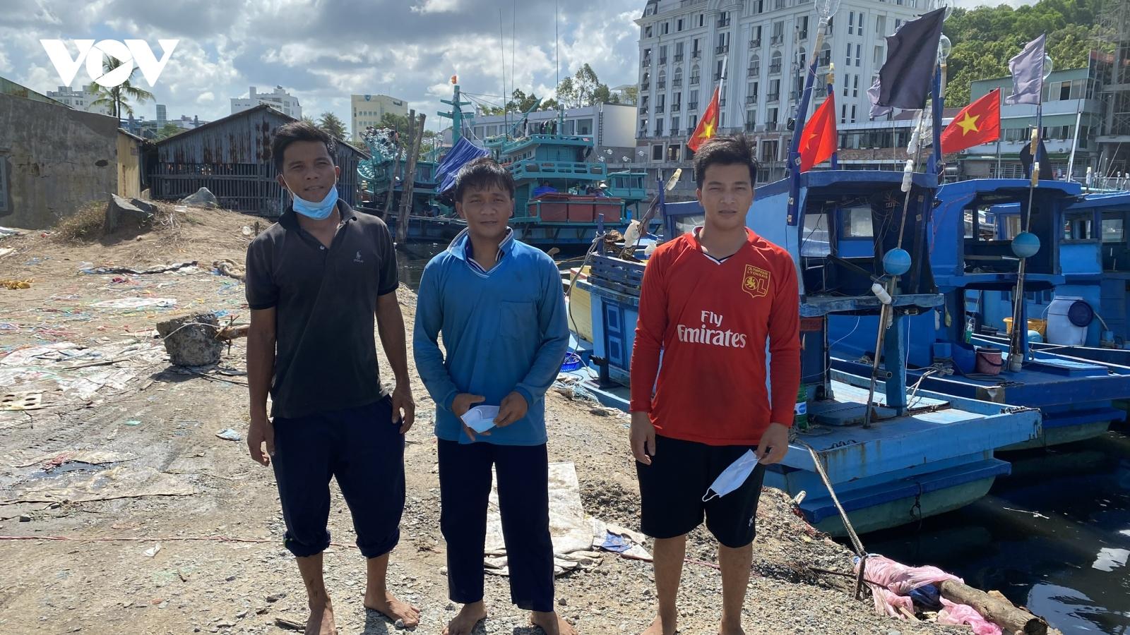 Bắt11 người nhập cảnh trái phép từ Campuchia, về Việt Nam bằng đường biển
