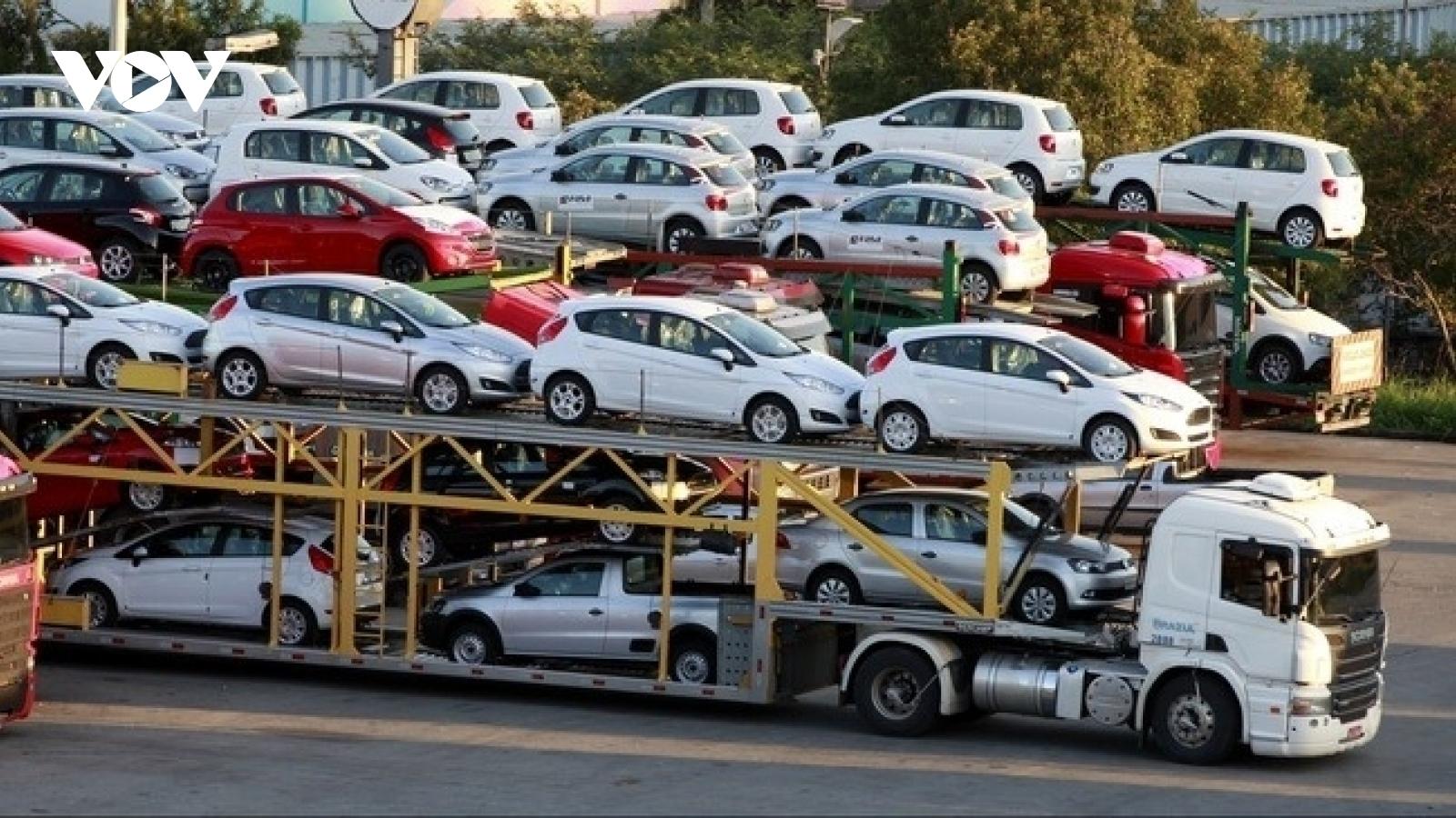 Domestic car sales record 127% surge in March