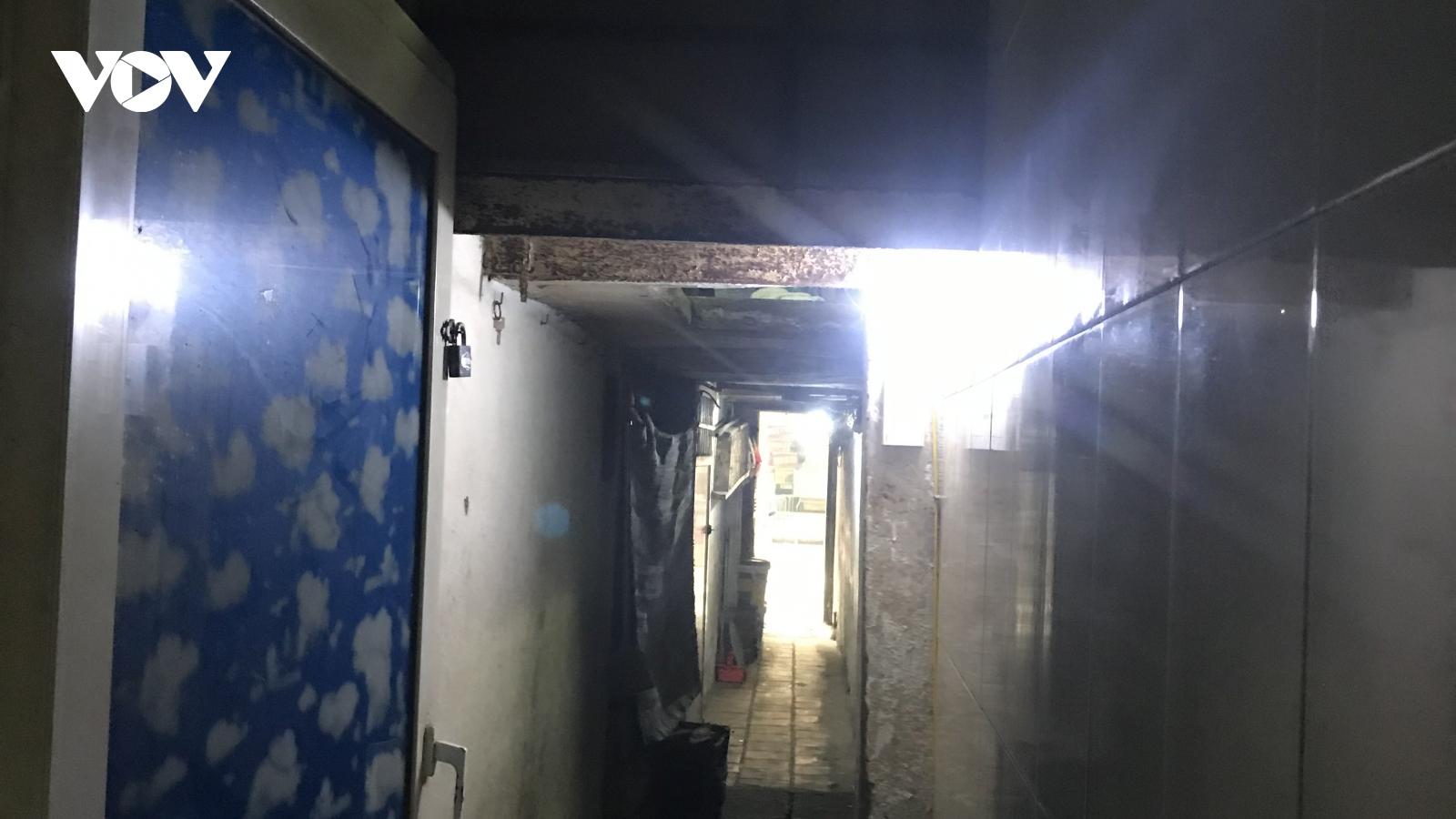 Giãn dân phố cổ Hà Nội: Đi cũng dở mà ở không xong