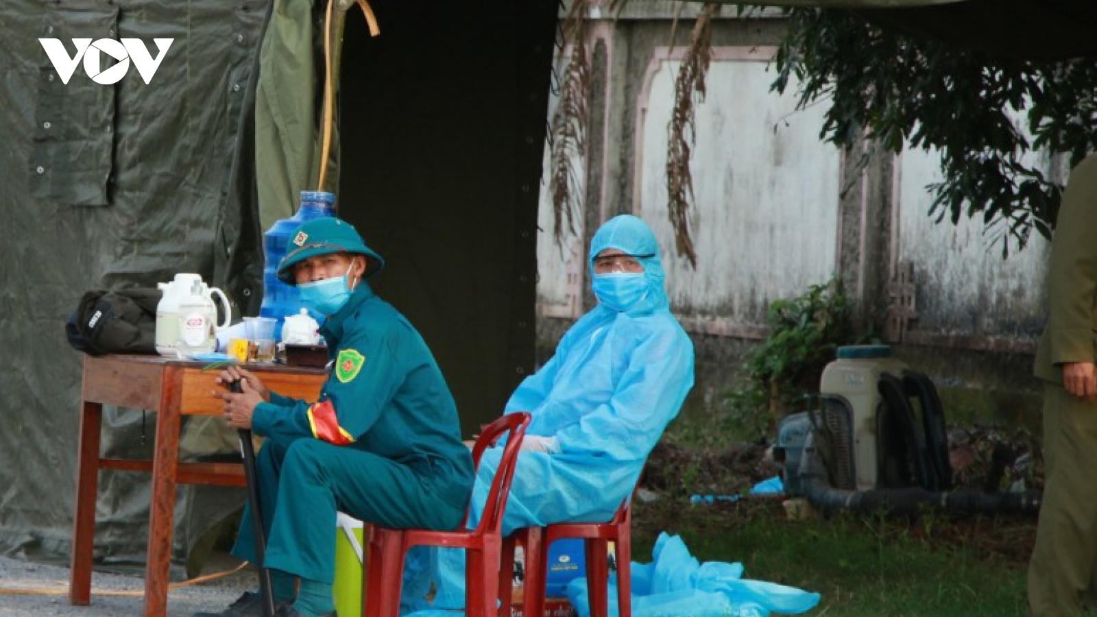 Chiều 29/4, Việt Nam có 45 ca mắc COVID-19, trong đó 6 ca trong cộng đồng