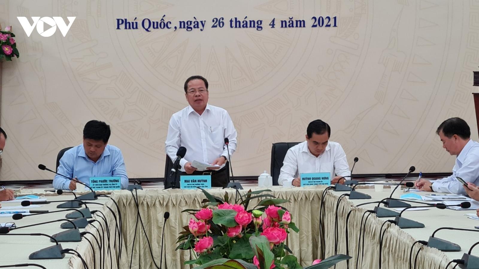 Campuchia dỡ bỏ lệnh phong toả, Kiên Gianghọp khẩn cấp phòng chống COVID-19