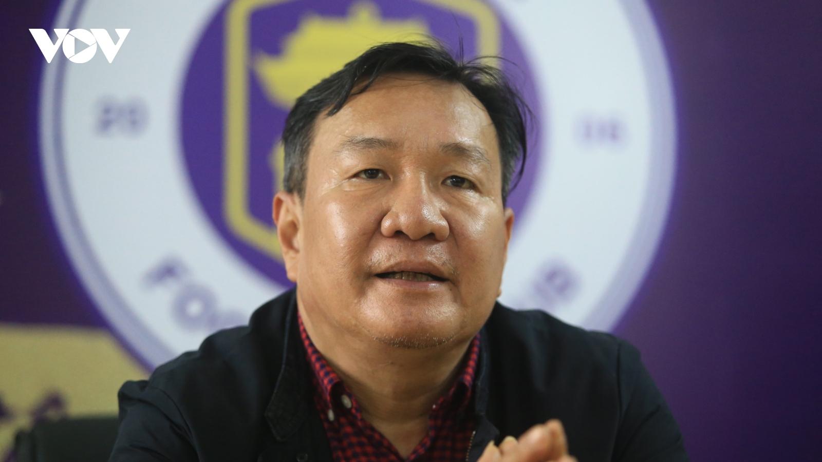 HLV Hoàng Văn Phúc: Hà Nội FC sẽ khiến các đối thủ bất ngờ