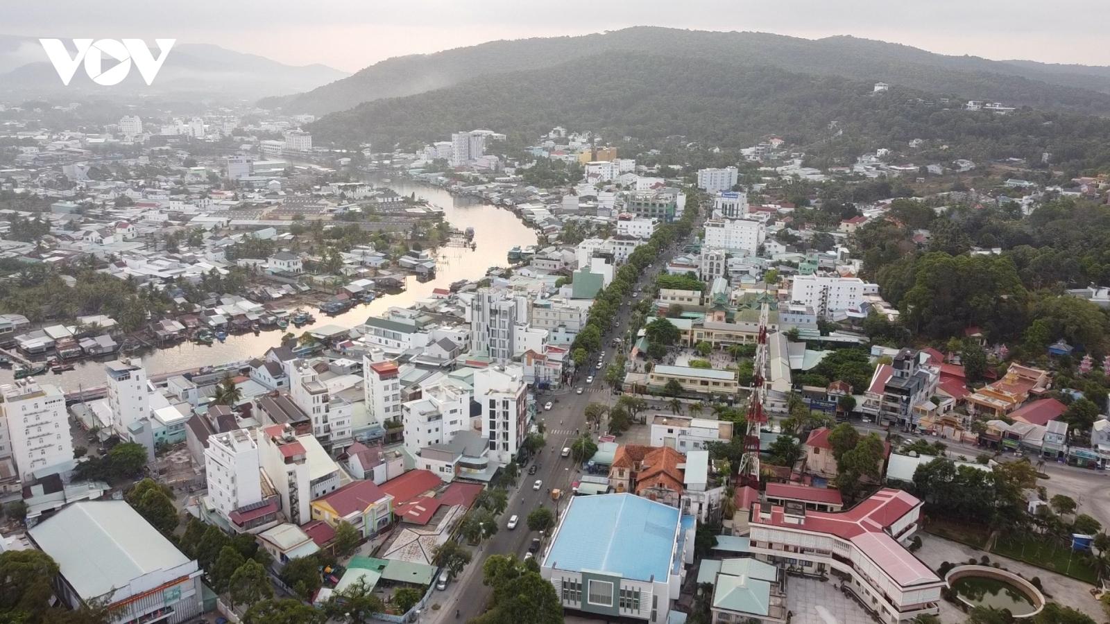 Kiên Giangcông bố điều chỉnh Quy hoạch chung xây dựng Phú Quốc đến năm 2030