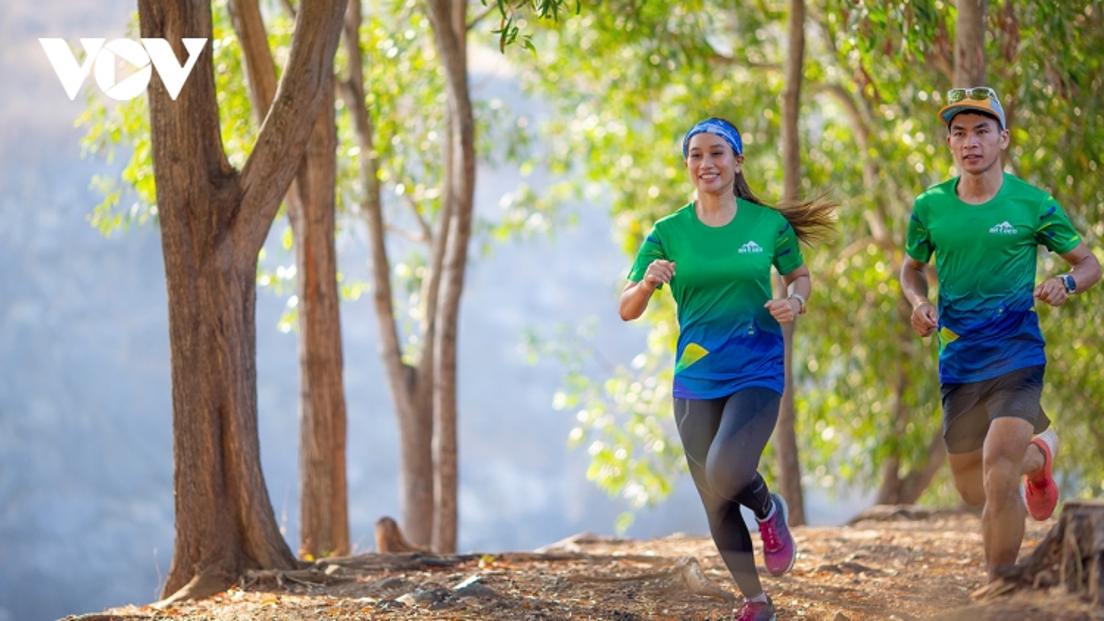 Tây Ninh: Lần đầu tiên tổ chức giải marathon khám phá núi Bà Đen
