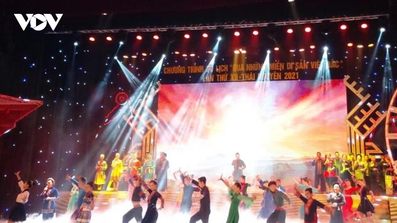 """Khai mạc Chương trình du lịch """"Qua miền di sản Việt Bắc"""" tại Thái Nguyên"""