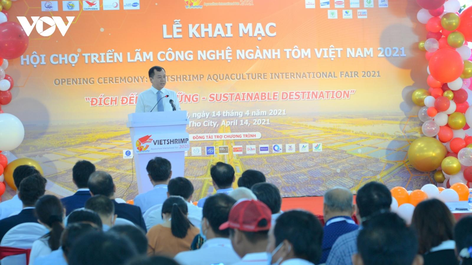 Xuất khẩu tôm Việt Nam đặt mục tiêu đạt 4 tỷ USD năm 2021