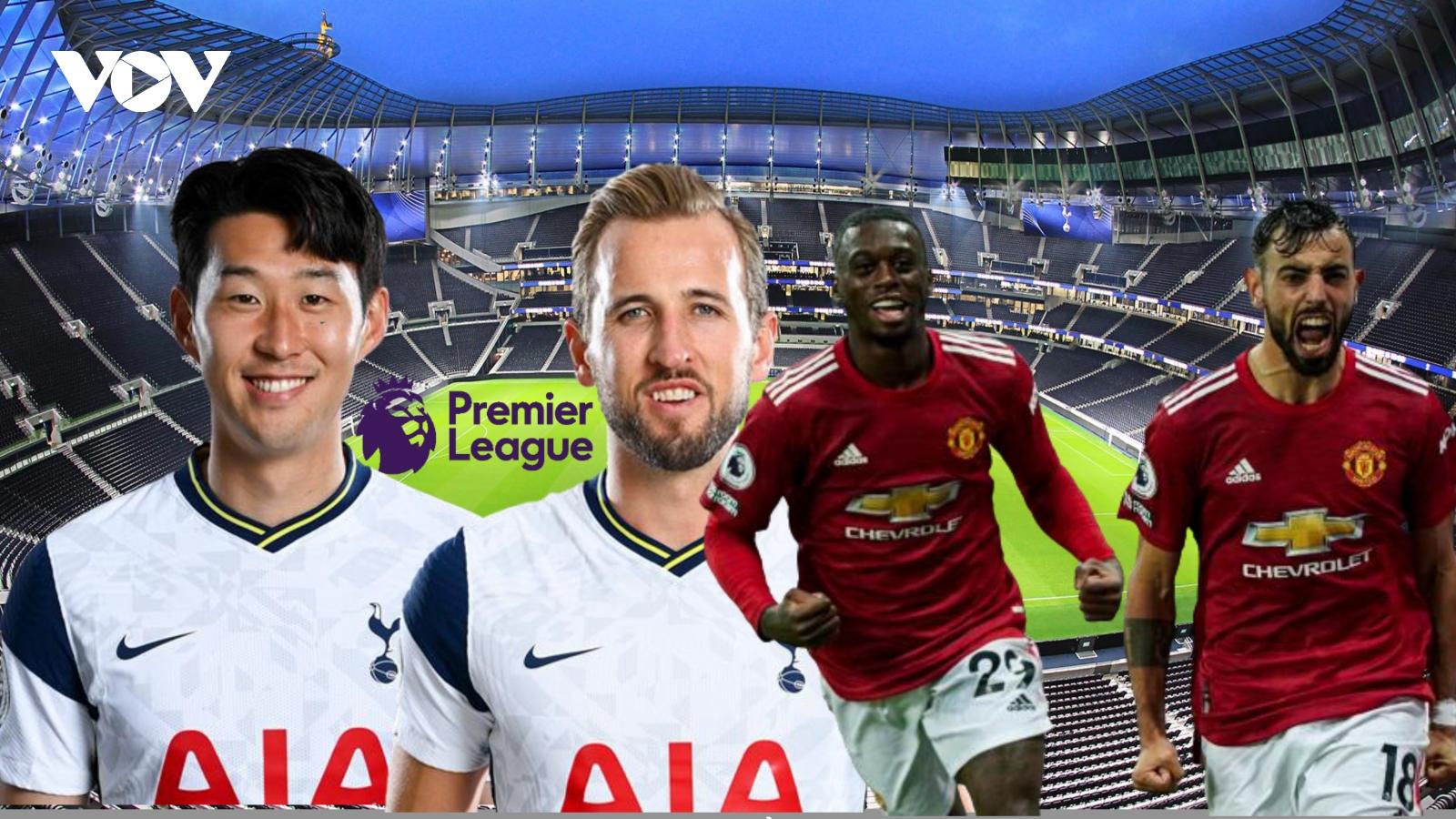 Dự đoán kết quả, đội hình xuất phát trận Tottenham - MU
