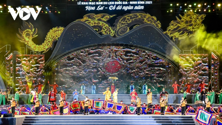 2021 National Tourism Year launched in Ninh Binh