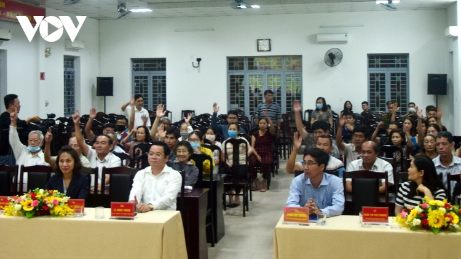 100% ứng cử viên tại Đà Nẵng được cử tri nơi cư trú tín nhiệm
