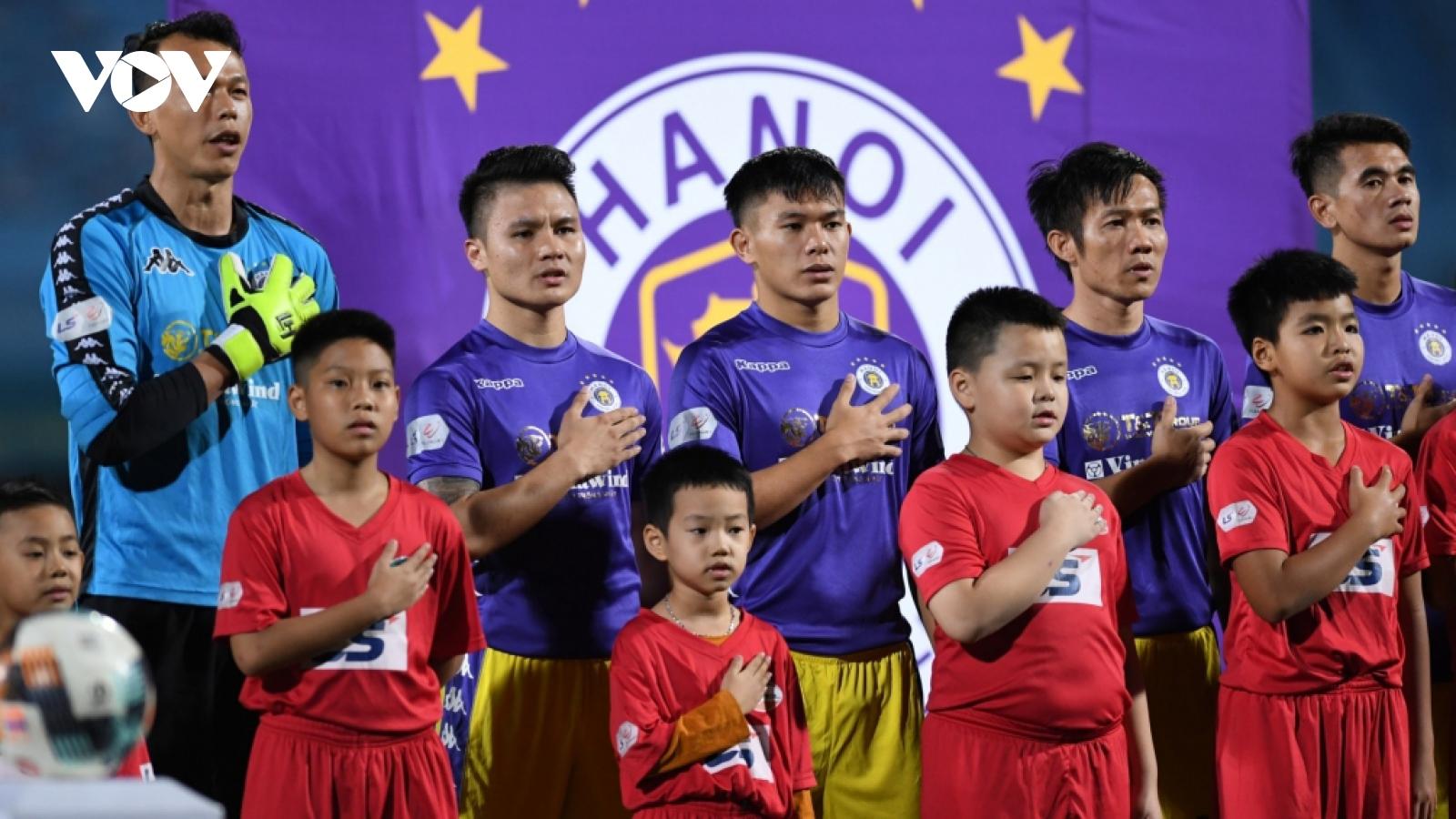 Lịch thi đấu bóng đá hôm nay 7/4: Hà Nội FC đấu Viettel, sôi động Cúp C1 châu Âu