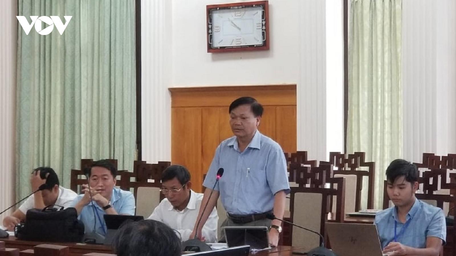 Thừa Thiên Huế khắc phục vi phạm về đất đai