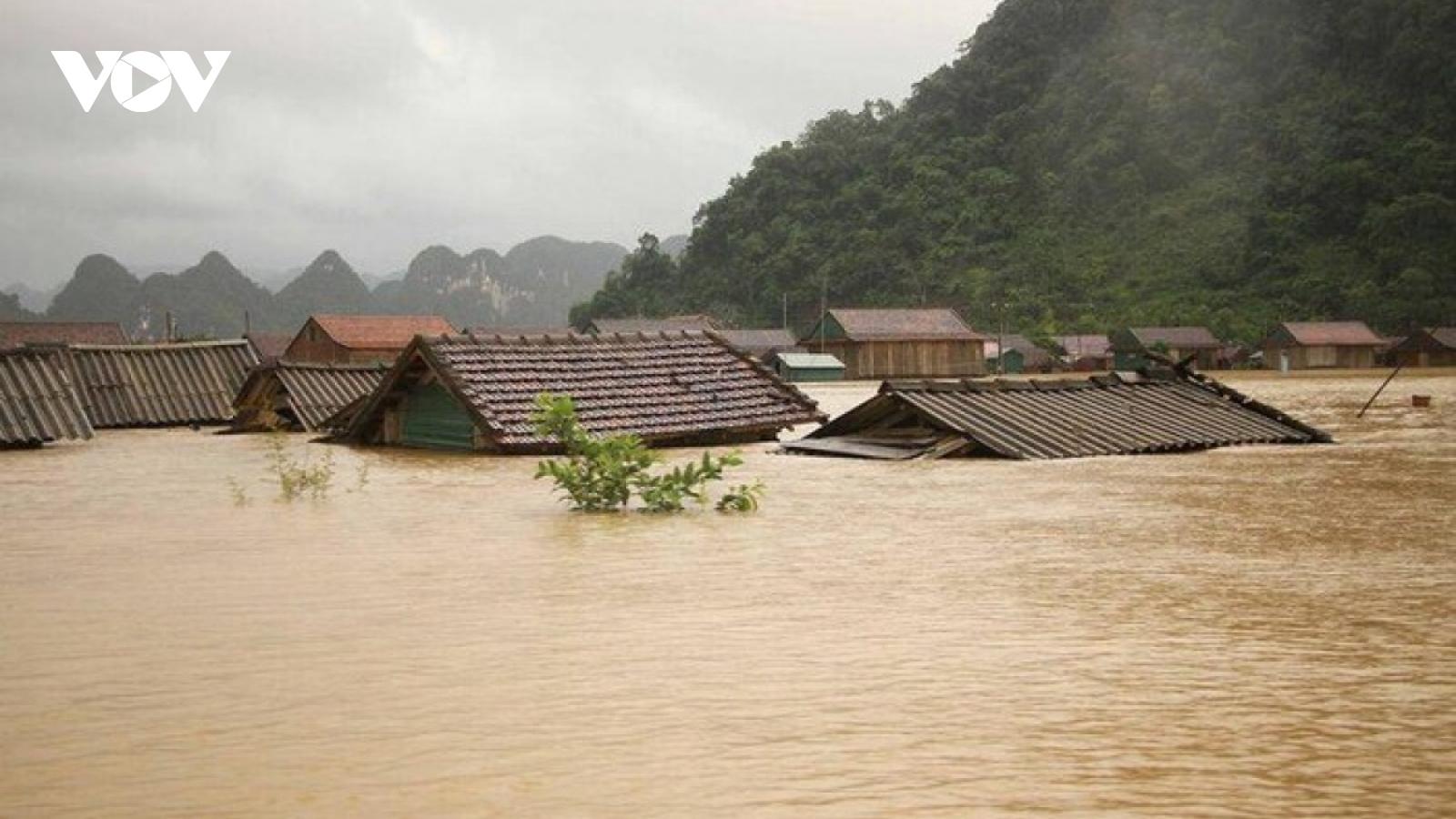 """Bộ trưởng Lê Minh Hoan: """"Không phải chờ có bão, lũ mới hành động"""""""