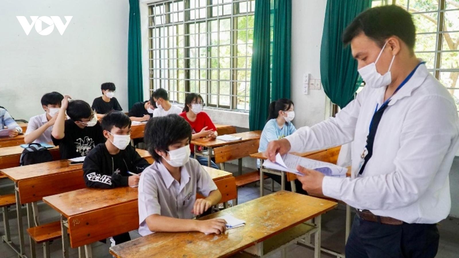 Đà Nẵng dời kỳ thi tuyển sinh lớp 10 vào giữa tháng 6