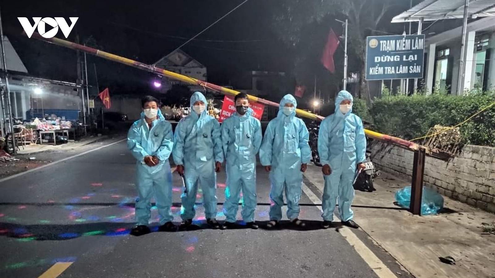 Lai Châu, Điện Biên đảm bảo an toàn phòng dịch Covid-19