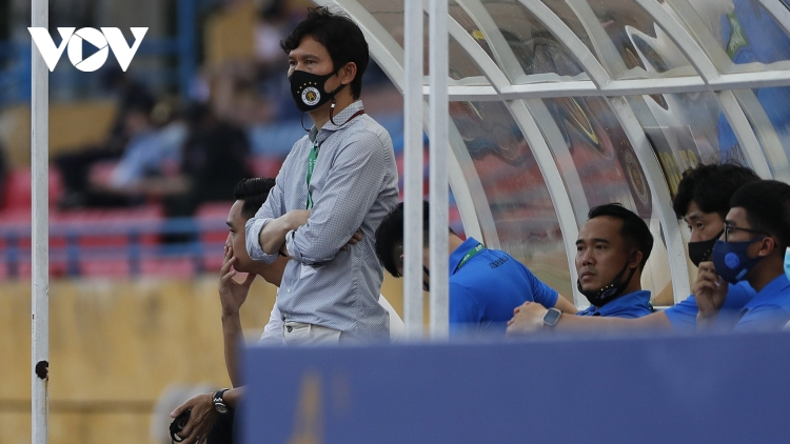"""HLV Park Choong-kyun: """"Hà Nội FC nỗ lực hết mình để vào top 6"""""""
