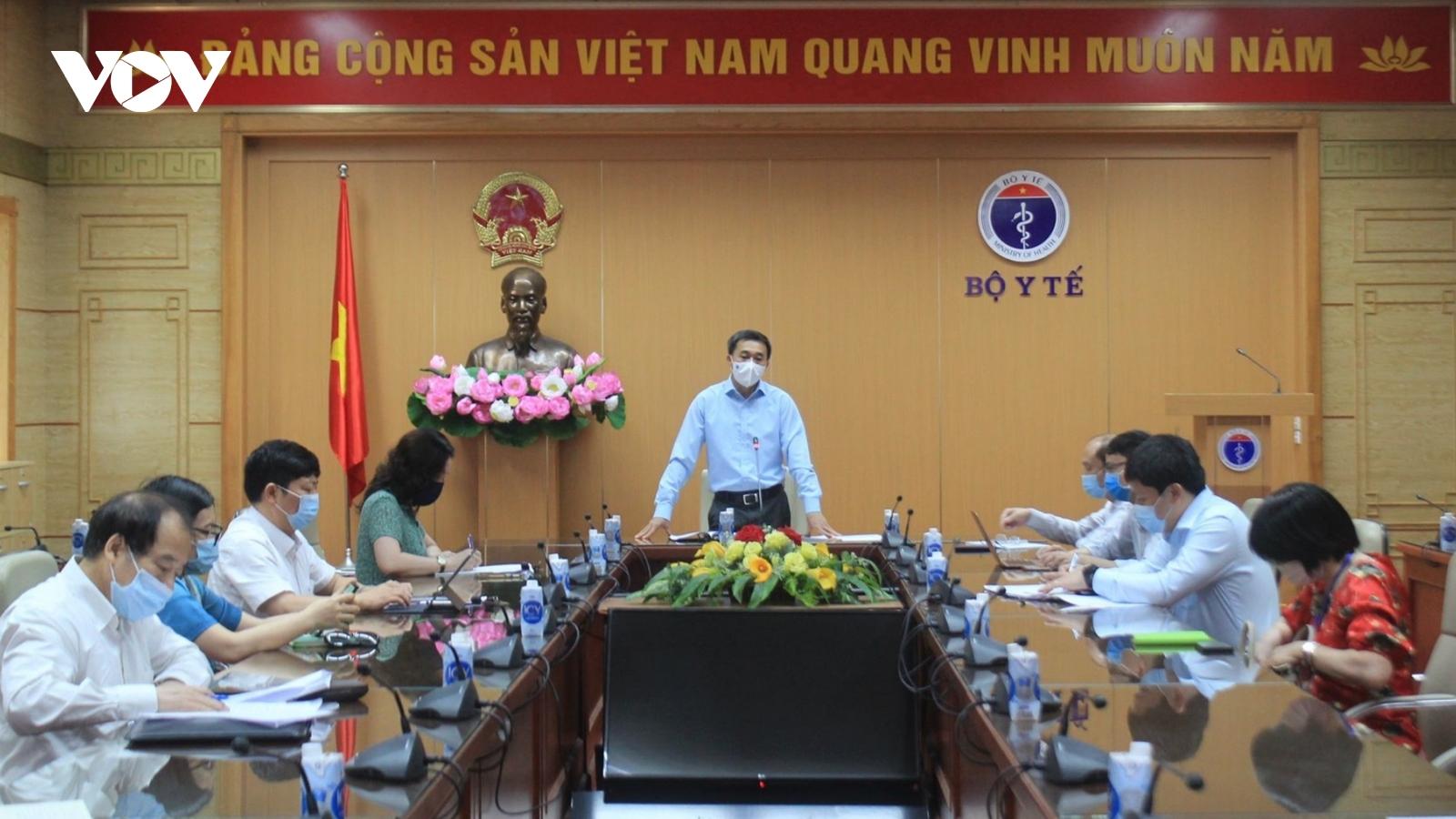 Việt Nam đủ năng lực xét nghiệm cho kịch bản 30.000 ca mắc COVID-19