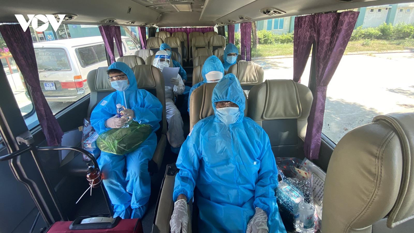 Đà Nẵng có thêm 5 bệnh nhân khỏi Covid-19 xuất viện