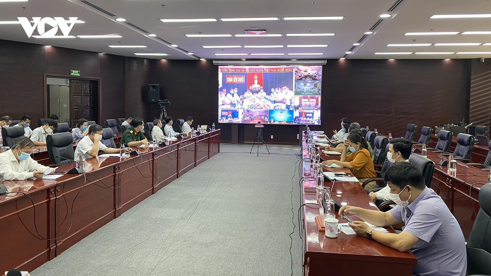 24 giờ qua, Đà Nẵng ghi nhận 9 ca nghi mắc Covid-19