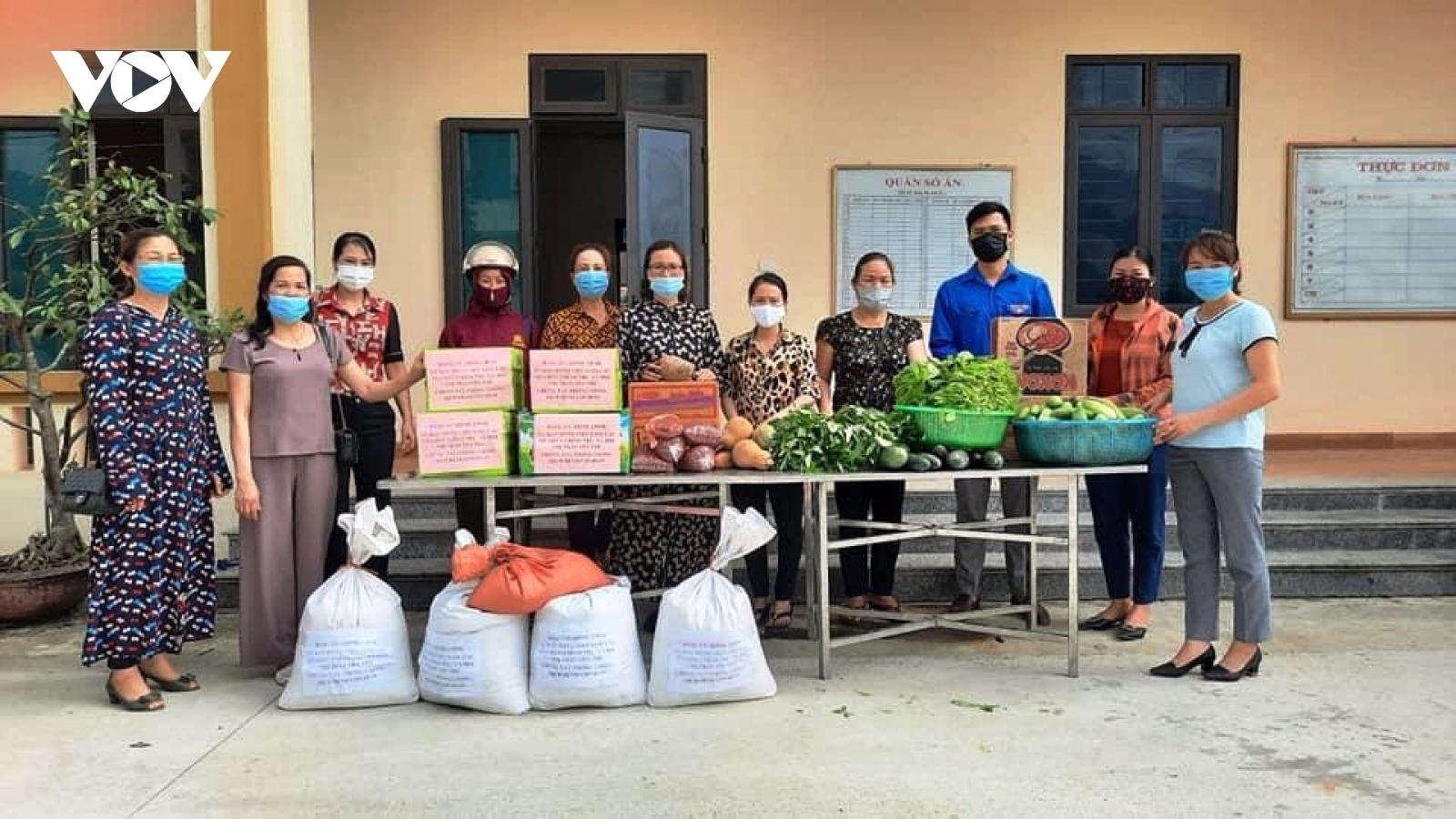 Người dân Yên Bái chung sức phòng, chống dịch bệnh COVID-19