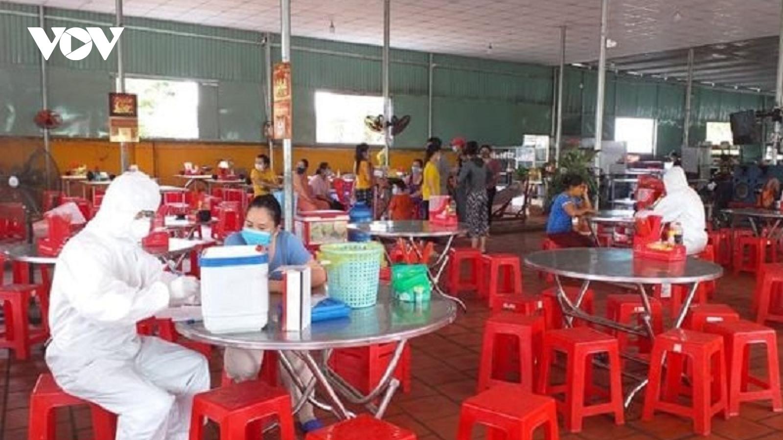 9 ca F1 của bệnh nhân tái dương tínhCovid-19 ở Hà Tĩnhcó kếtquả âm tính