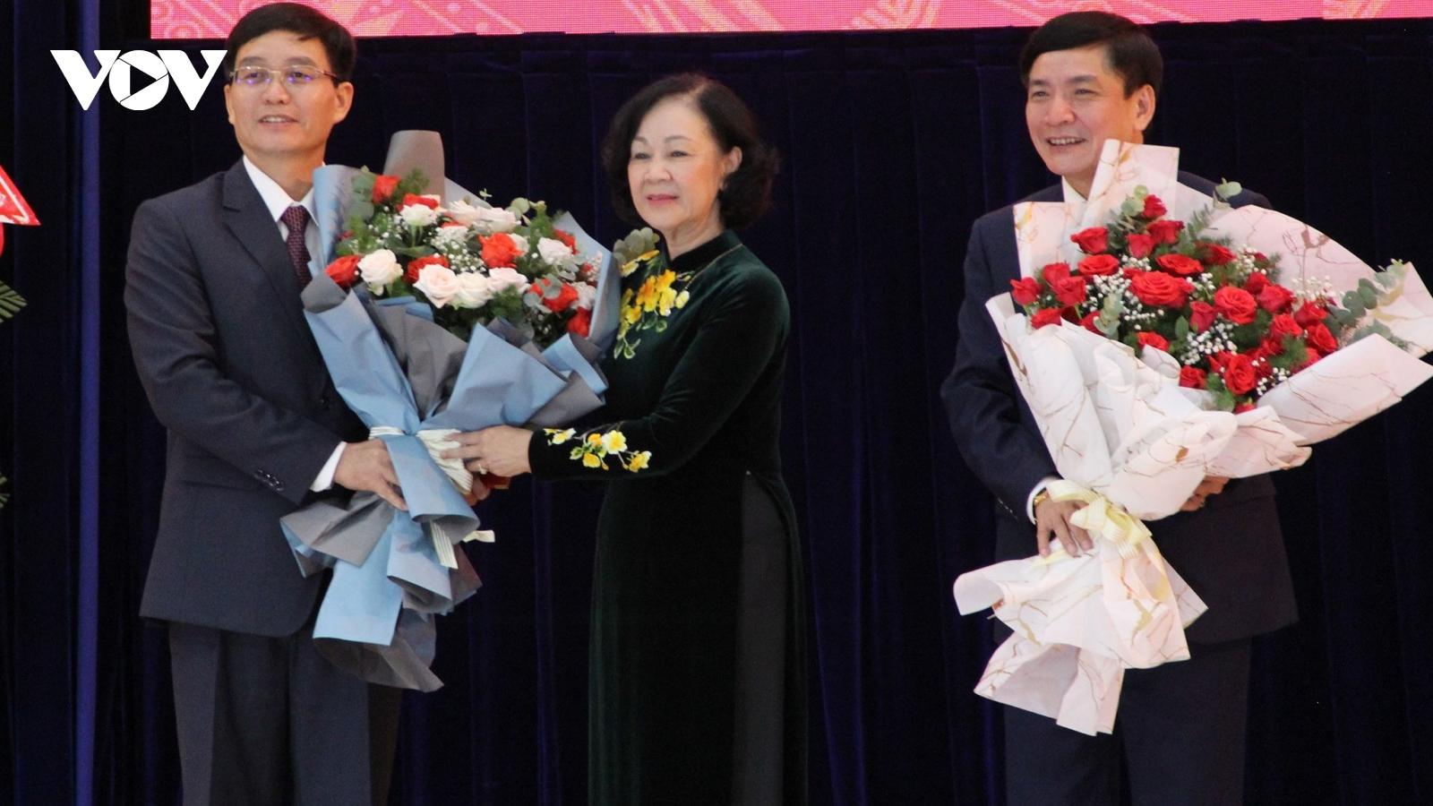 Chủ tịch tỉnh Đắk Nông giữ chức Bí thư Tỉnh uỷ Đắk Lắk