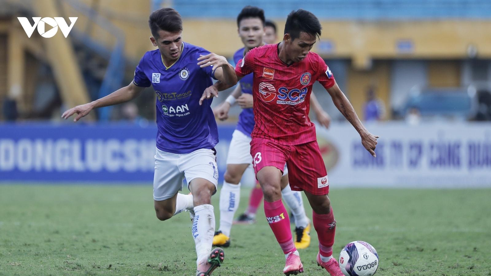 Hà Nội FC và Sài Gòn FC gặp khó khăn khi Singapore rút quyền đăng cai AFC Cup