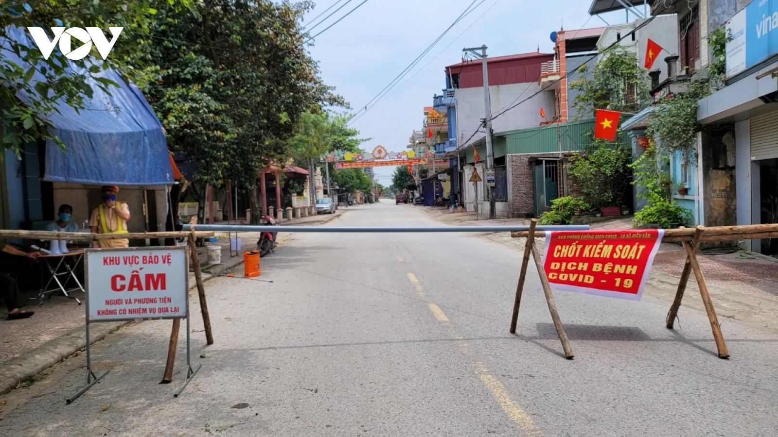 Bắc Ninh có 11 ca mắc COVID-19 liên quan đến BV Bệnh Nhiệt đới T.Ư